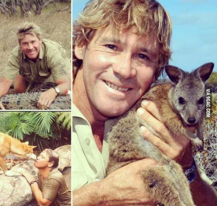 the life and death of steve erwin May our prayers be with steve irwin's family and the staff that works at the australia zoo as we mourn the passing of a truly inspiring man who made it his life work to care for many of god's creatures.