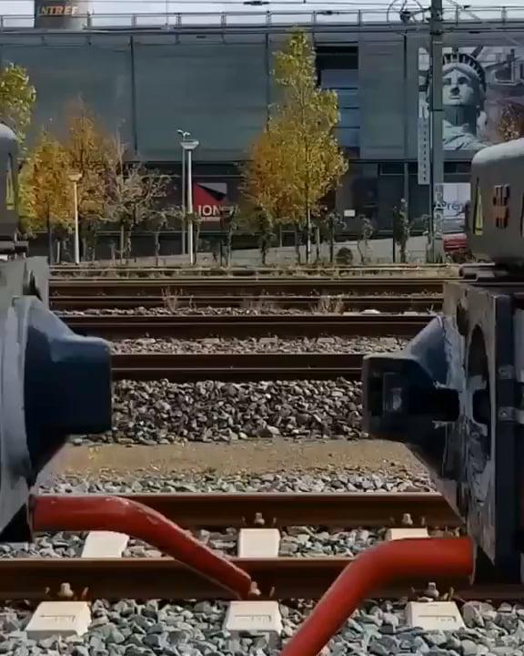 Trains Coupling..