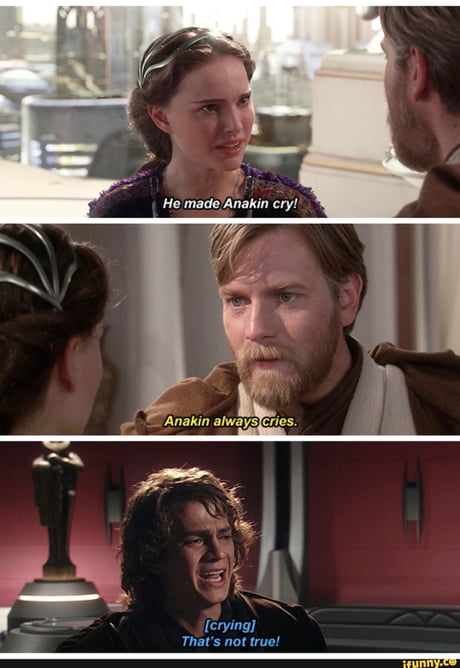 It's just sand in my eye