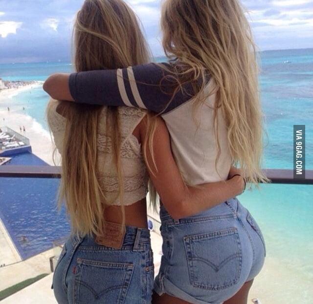 фото девушек красивых двух