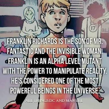 DC and Marvel facts #3