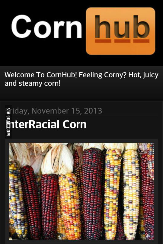 Feeling CornyGo On Corn Hub 9GAG