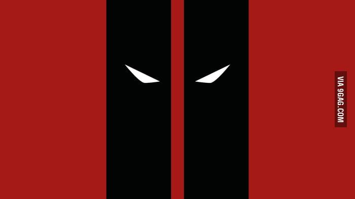 Minimalistic Deadpool Wallpaper 9gag
