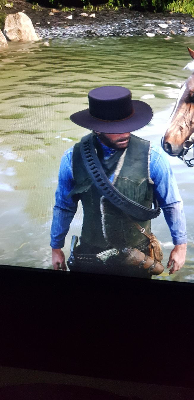 Best clint eastwood in rdr2 for me till now - 9GAG
