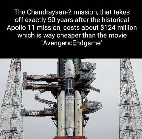 Chandrayaan- India's moon prog...