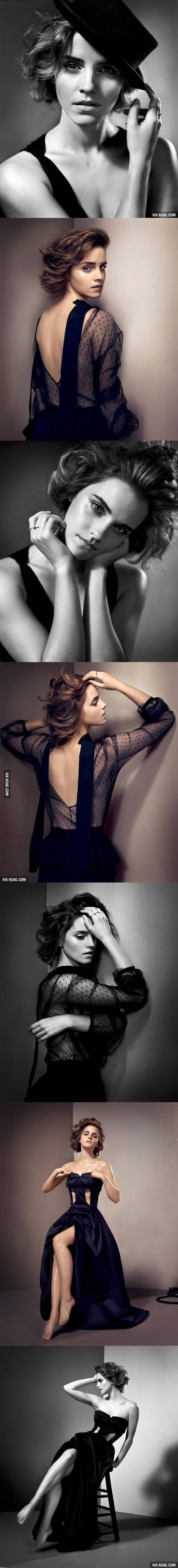 Emma Watson Being Classy