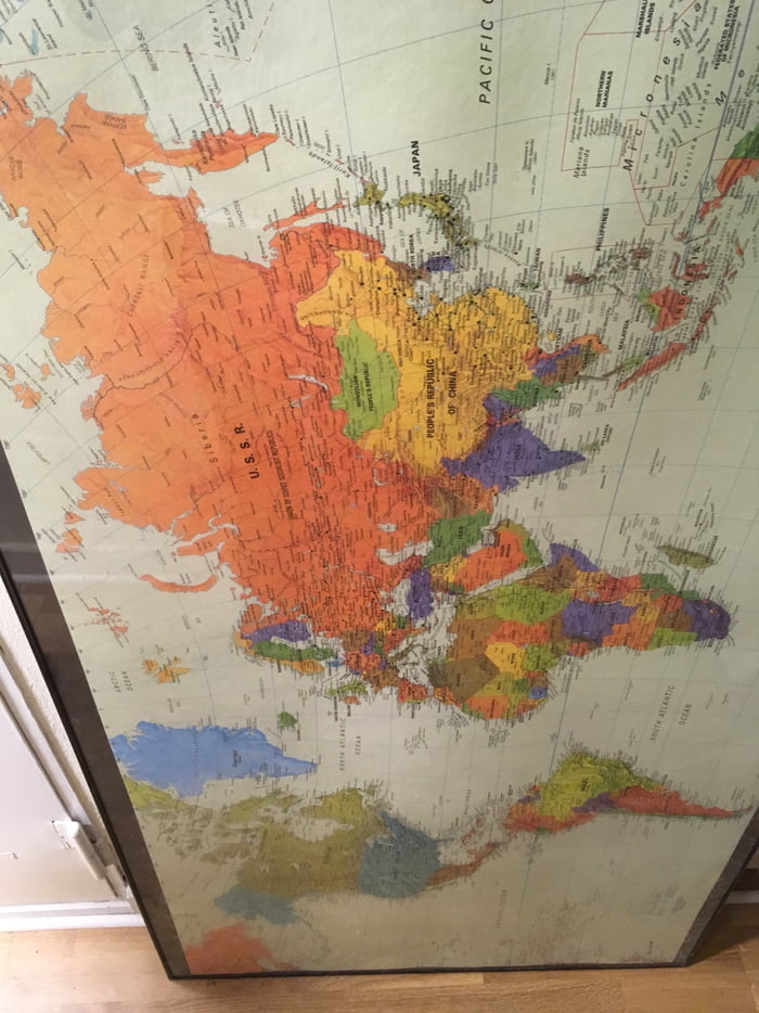 Map Of America Looks Like A Duck.On The Map At Home When Its On Its Side America Looks Like A Duck
