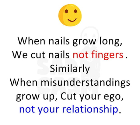 Listen girls and guys..
