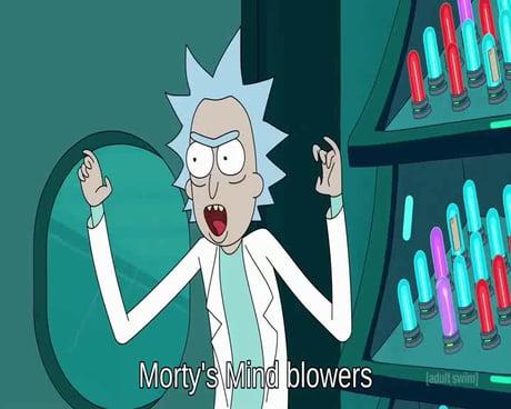 Morty's Mind Blower - Pomsta Festival