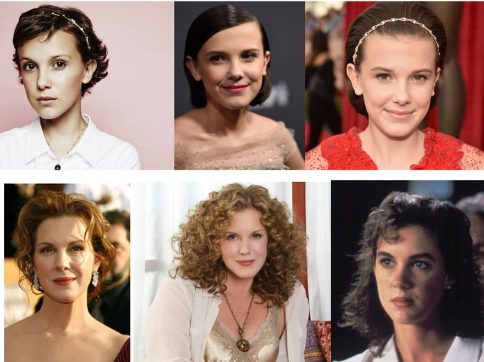 Stranger Things Millie Bobby Brown Reminds Me Of A Young Elizabeth