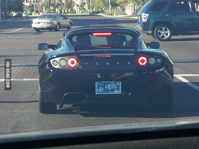 License Plate Ideas For Car