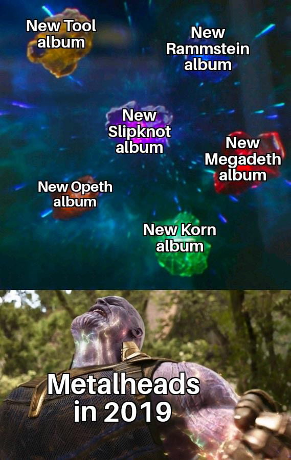 Most anticipated album for 2019? - 9GAG
