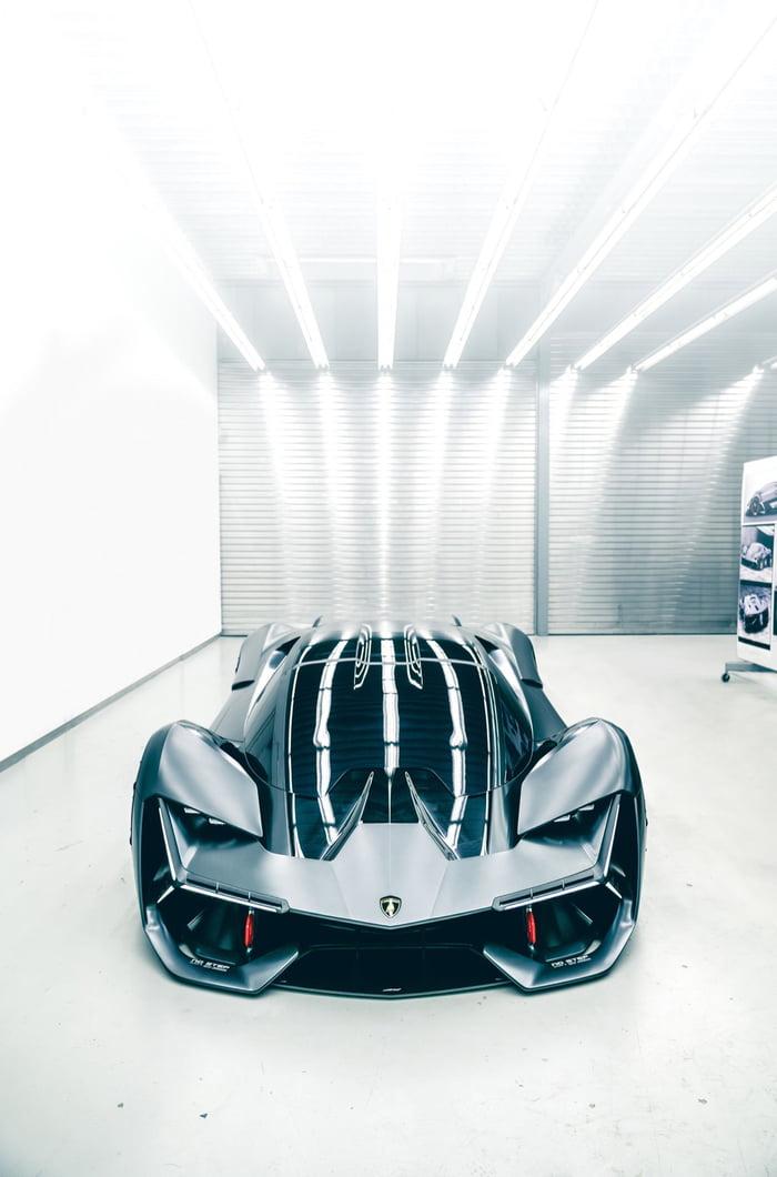 Lamborghini Terzo Millennio Wallpaper 9gag