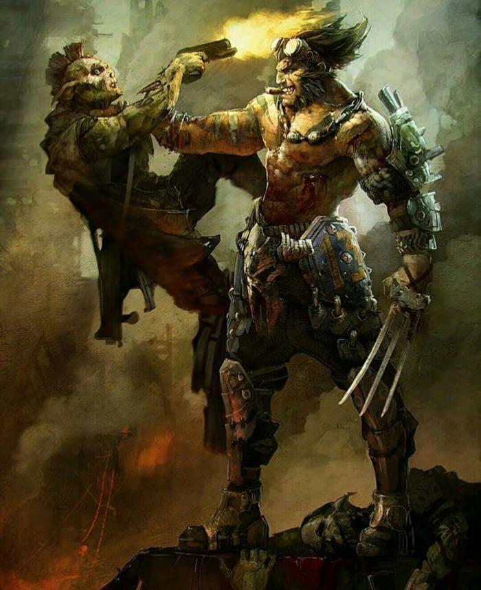 Logan Wolverine Wallpaper 9gag
