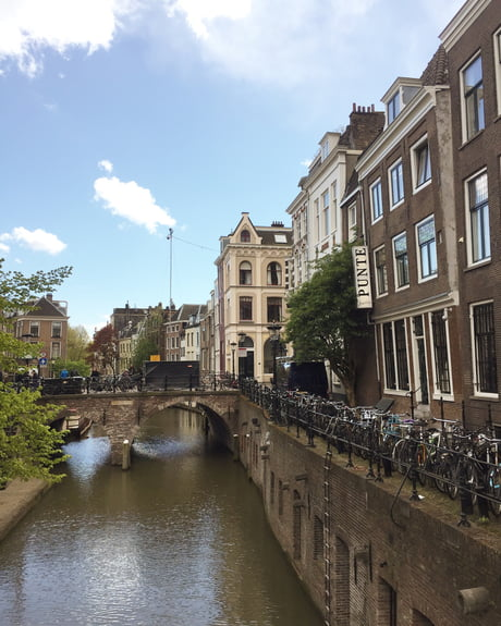 I'm hitchhiking around Europe, but I don't want to leave Netherlands..