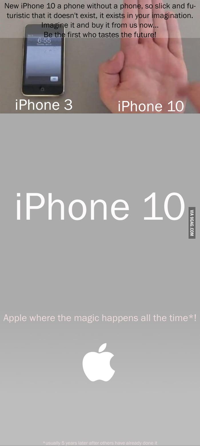 IPhone 10 Rumors
