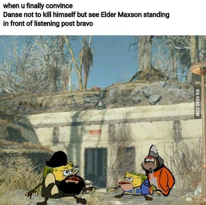 Rip caveman spongebob meme - 9GAG