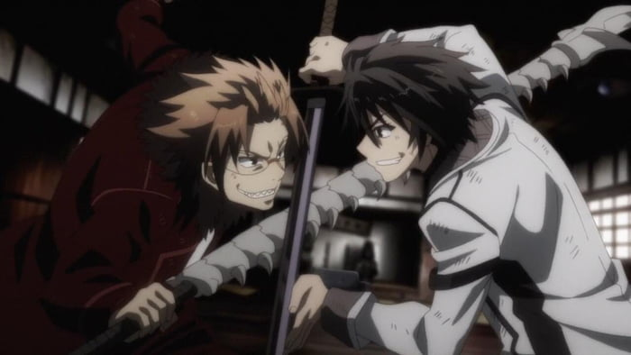Any good action/superpower/school anime? But be warned, I've