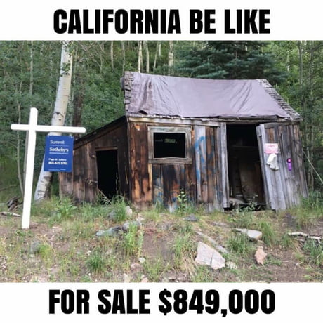 If you live in the Silicon Valley, you can relate.