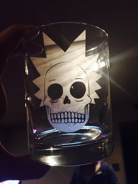 Fiancée made this cup for me. She's a keeper!