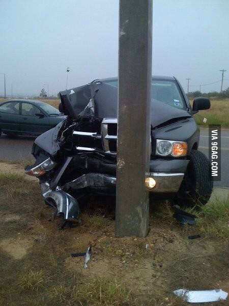 Just not enough dodge; too much Ram. - 9GAG