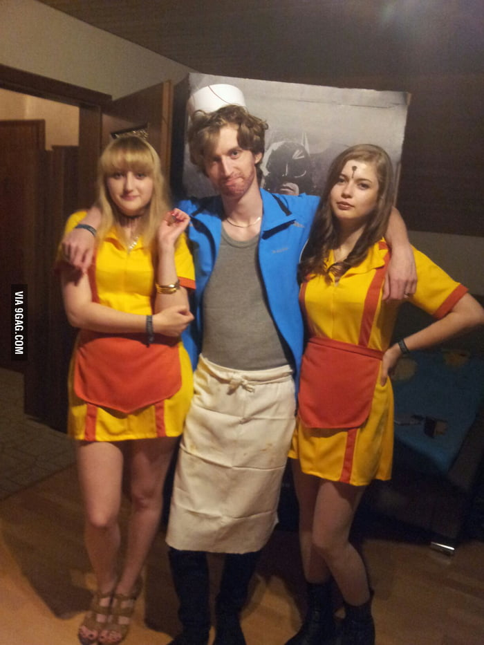 2 Broke Girls Oleg