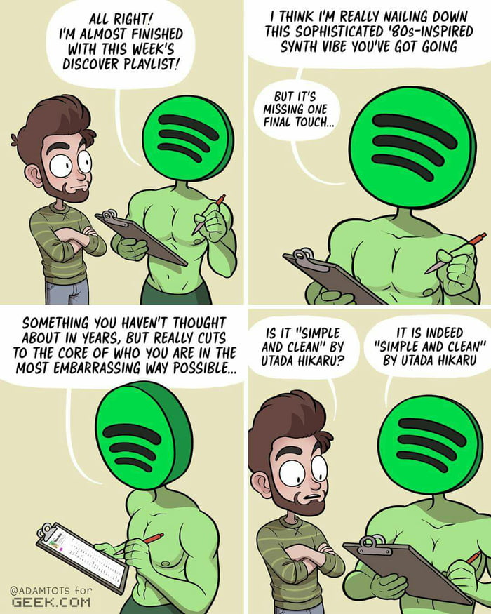 Fairly accurate, I mean it's a good song    - 9GAG