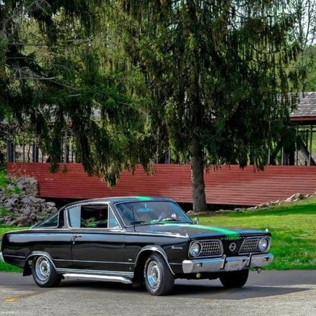 1966 Plymouth Barracuda - 9GAG