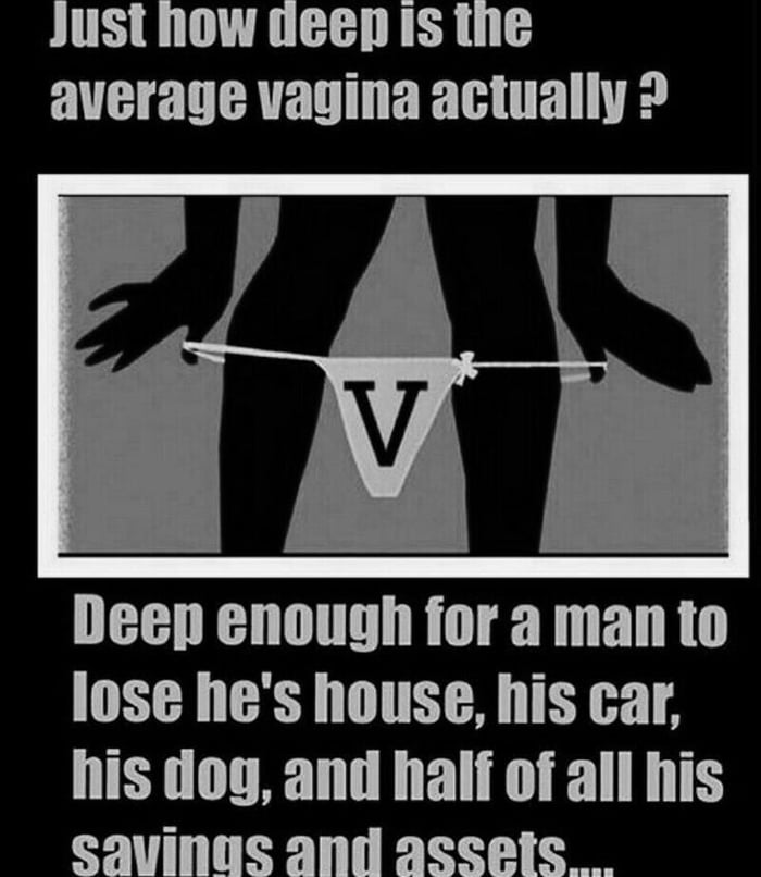 How deep is your sisters vagina