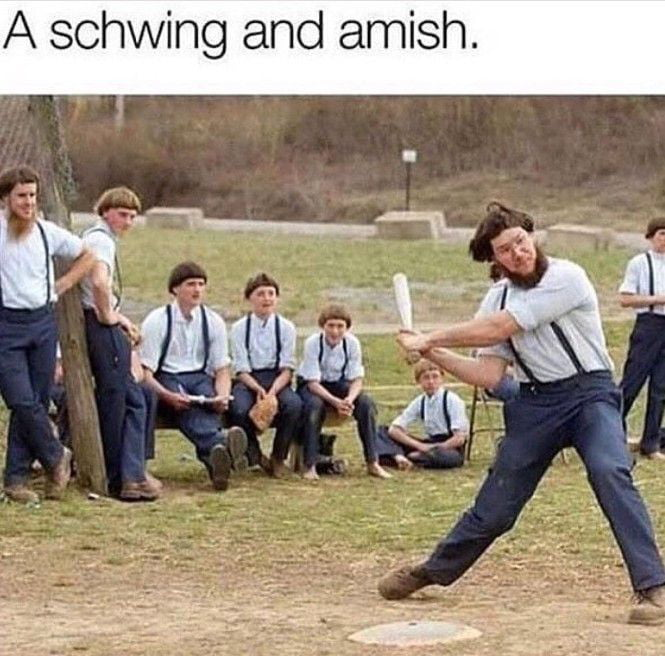 Amish sex with butter churner