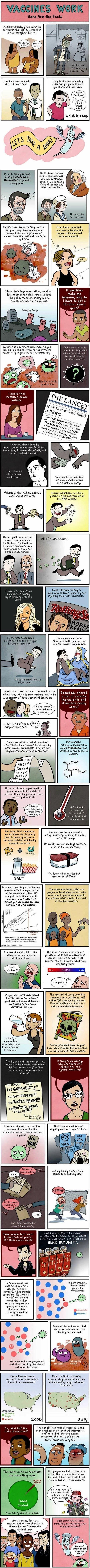 Stop spreading 'alternate facts'. (By Maki Naro)