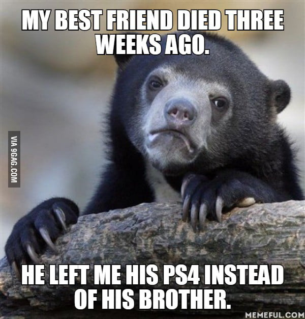 my best friend left me