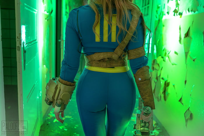 Cosplay sexy fallout Fallout 4