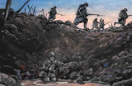 Im Westen Nichts Neues All Quiet On The Western Front By