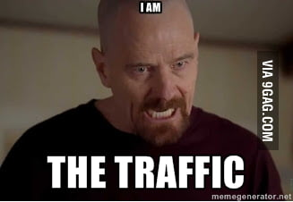 Every Time Someone Tells Me Do Not Take The Freeway There Will Be
