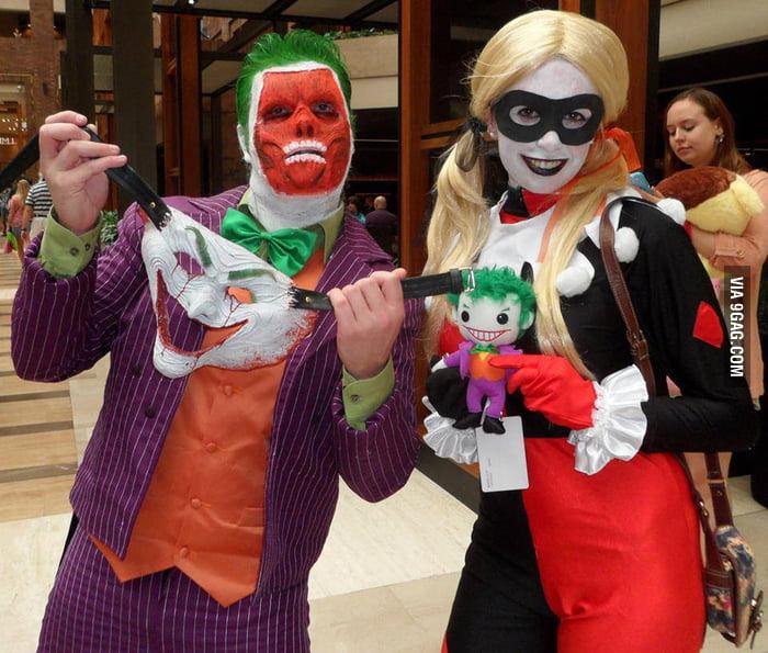 New 52 Harley Quinn And Joker New 52 Joker - 9GAG