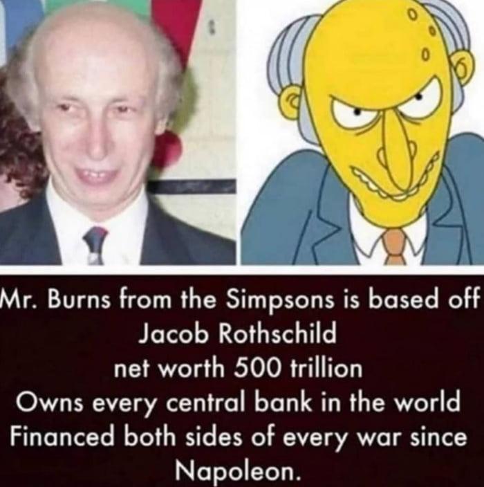 Mr Burns Ghost