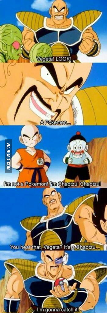 I Am Hilarious And Youll Quote Everything I Say Nappa 9gag