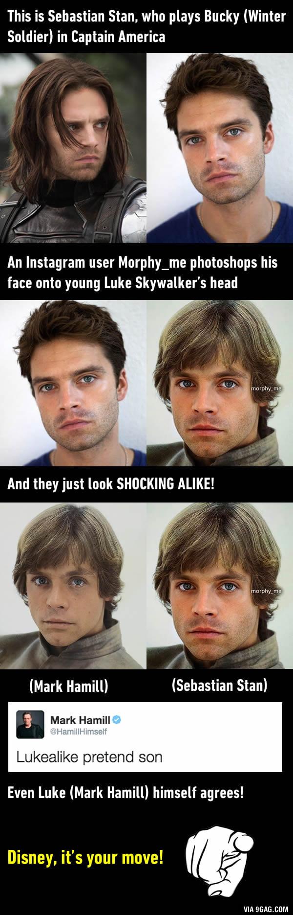 Sebastian Had The Folks Restrict Luke
