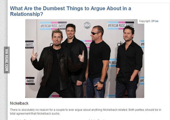 stupid things to argue about