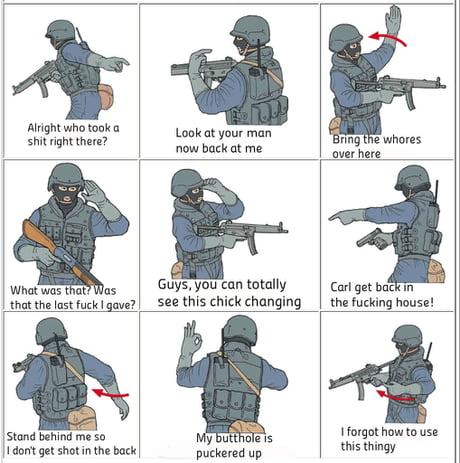 aOB1XGE_460s best 30 swat fun on 9gag,Swat Meme