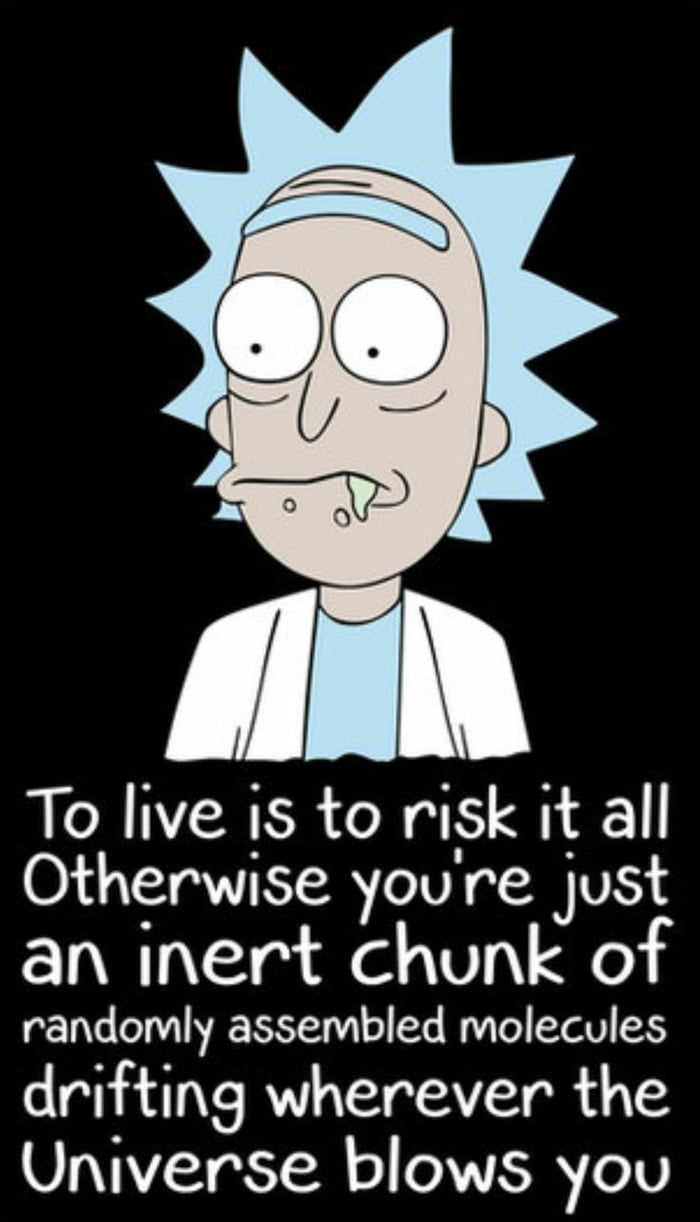 Best Rick And Morty Quotes My Rick And Morty Favorite Quote Of This Season  9Gag