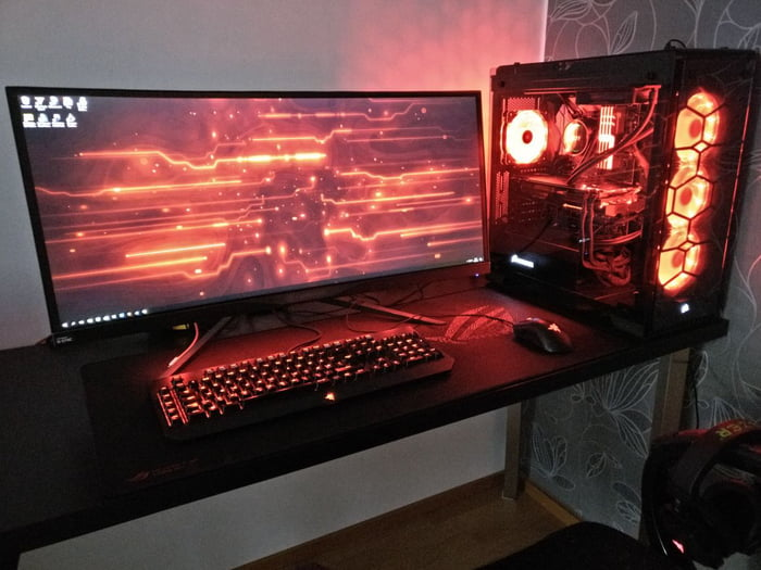 What do you guys think? My new gaming pc!