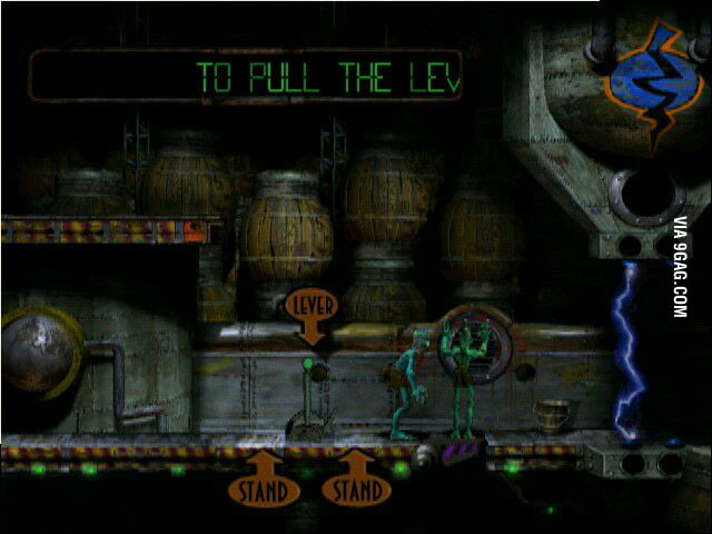 In my opinion one of the best ps1 games I have ever played *presses