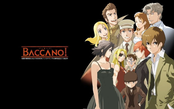 Still The Best Mafia Gangster Anime Series To Date Not Counting Bebop I Guess Criminally Underrated 9gag