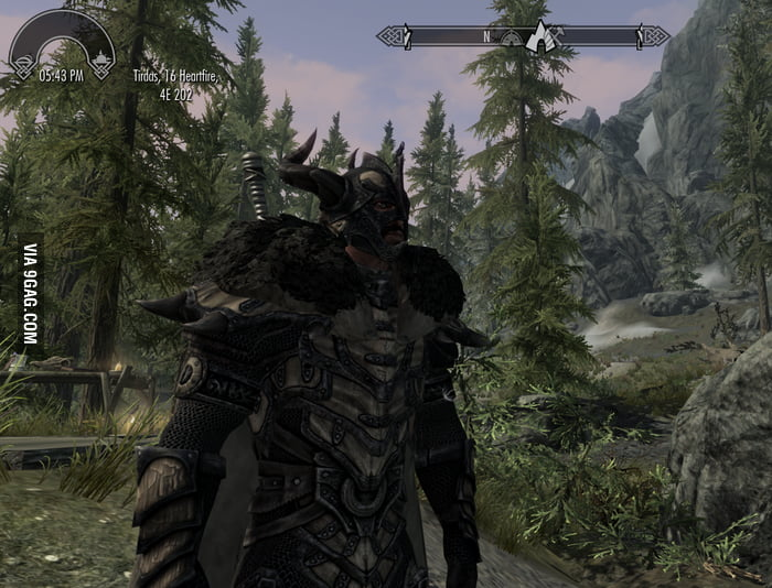 This Is Why I Love Skyrim Dragonbone Ebonsteel Armor With Nights Watch Cloak 9gag Get dragon bone weapons (without smithing dragonbone special edition guides). dragonbone ebonsteel armor with nights