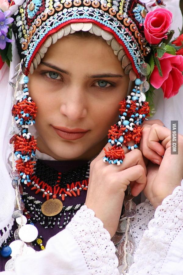Top-15 Beautiful Bulgarian Women. Photo gallery