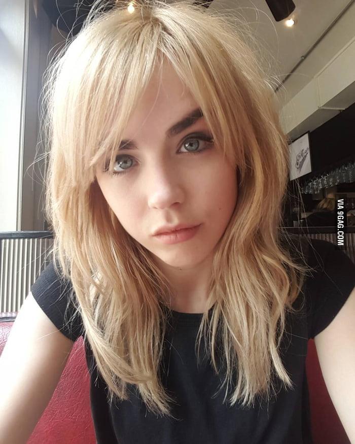 British Model Danielle Sharp 9gag
