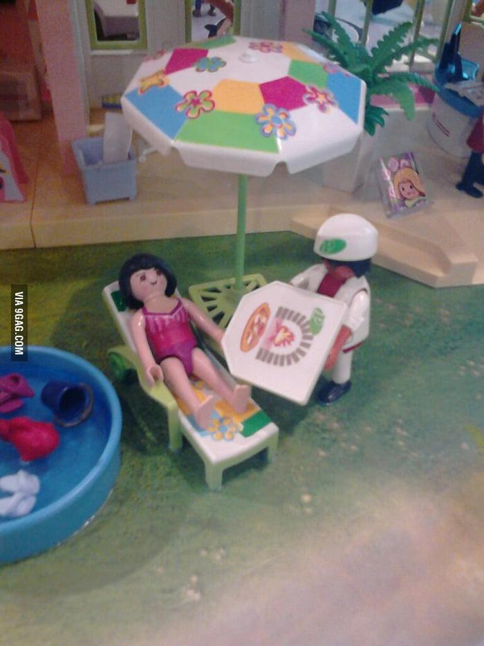 Playmobil Porno