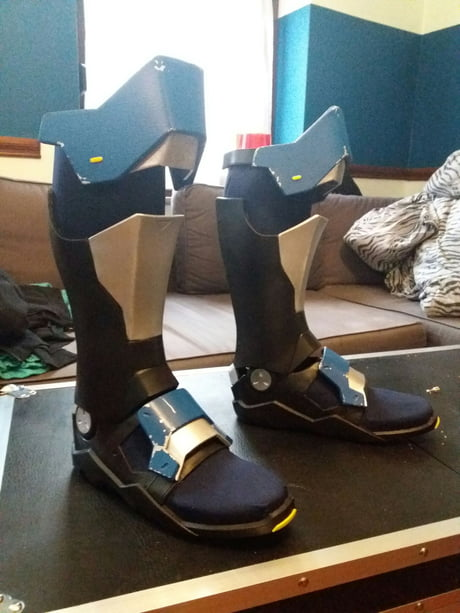 Soldier 76's boots from Overwatch! Do you like it, 9gager?